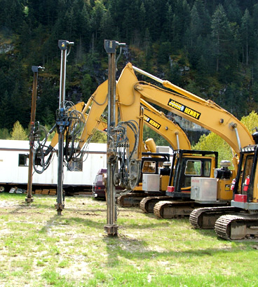 Drilling and Blasting for Construction and Forestry